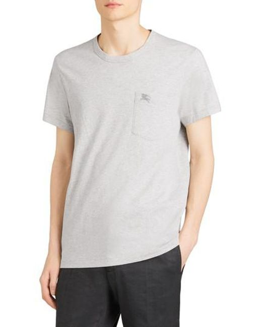 Low Price Cheap Online henton t-shirt Burberry Outlet Cost Outlet Countdown Package Discount Low Price Shop For For Sale Yg9fn1mt9A
