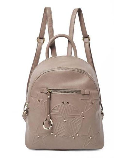 Urban Originals - Gray Celestial Vegan Leather Backpack - Lyst