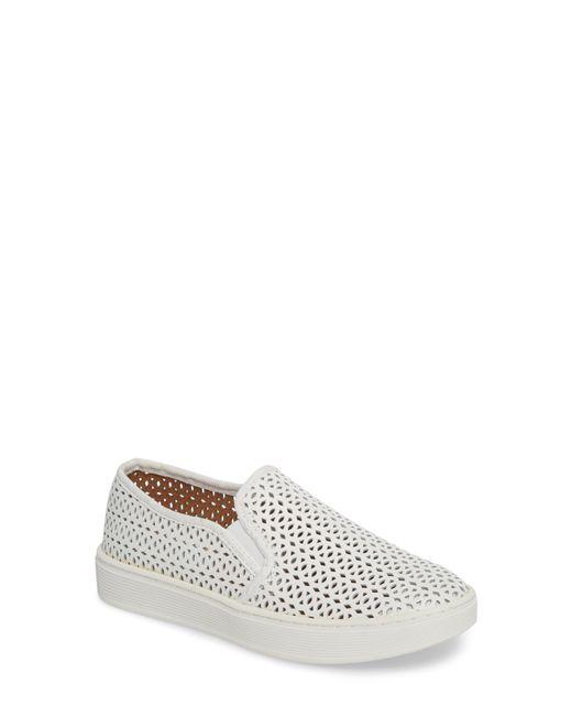 Söfft - White Somers Ii Slip-on Sneaker - Lyst