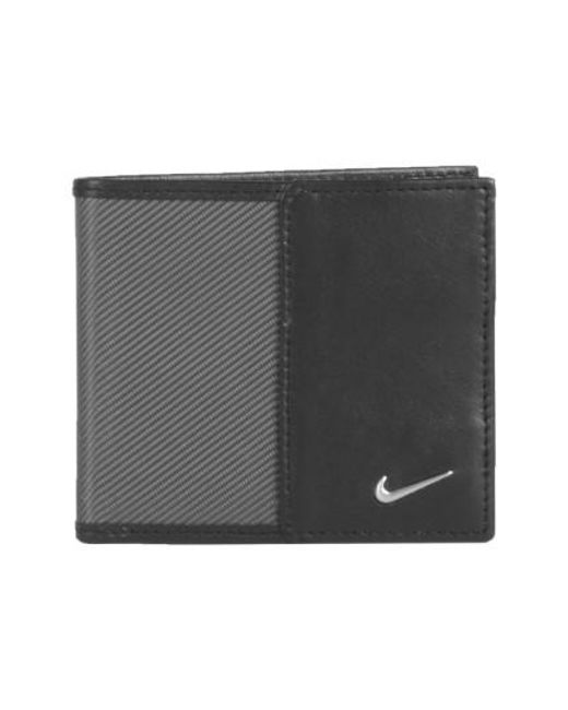 Nike | Gray Tech Twill Wallet for Men | Lyst