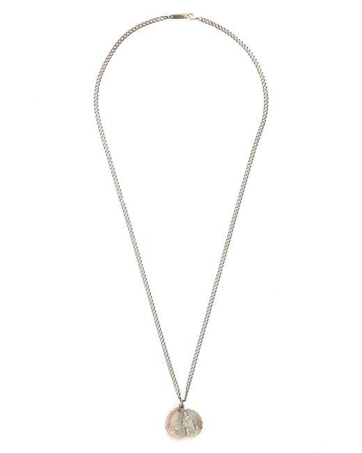 Miansai - Metallic 'saints' Pendant Necklace for Men - Lyst