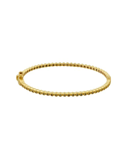 Freida Rothman - Metallic Bangle Bracelet - Lyst