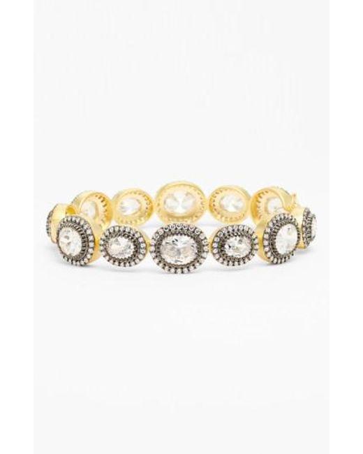 Freida Rothman | Metallic Line Bracelet | Lyst