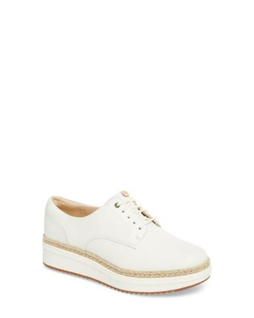 Clarks Teadale Rhea Sneaker(Women's) -Light Grey Suede Cheap Sast Wide Range Of For Sale H4sKFt7e