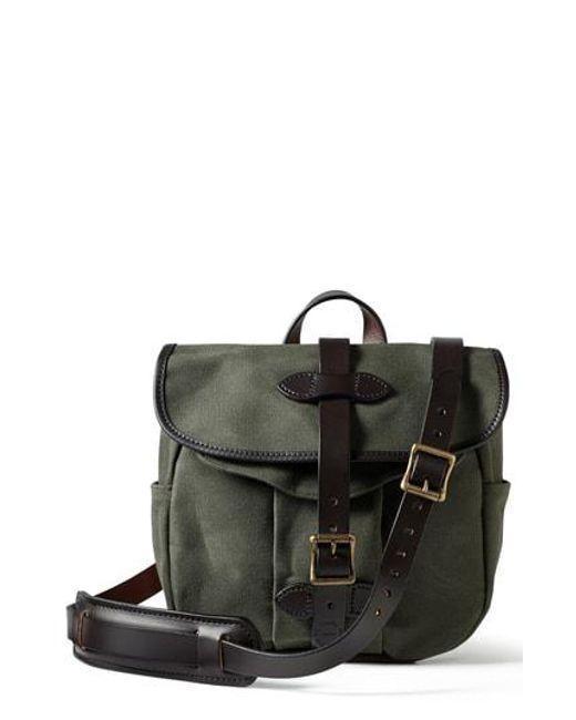 Filson - Blue Small Field Bag for Men - Lyst
