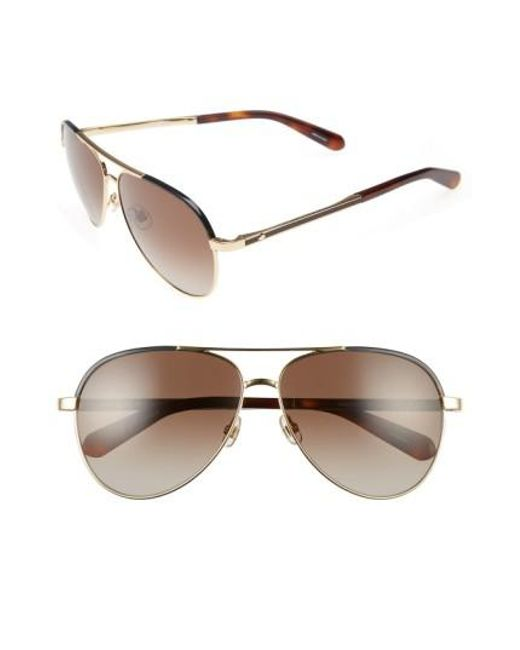 Kate Spade - Multicolor Amaris 59mm Sunglasses - Lyst