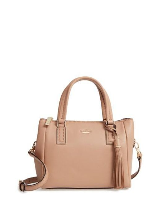 Kate Spade | Multicolor Kingston Drive - Small Alena Leather Satchel | Lyst