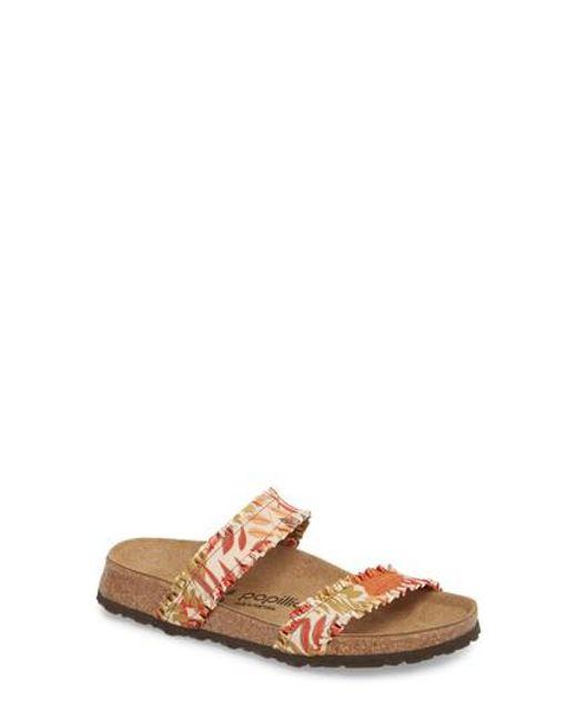 Birkenstock - Brown Papillio By Curacao Slide Sandal - Lyst