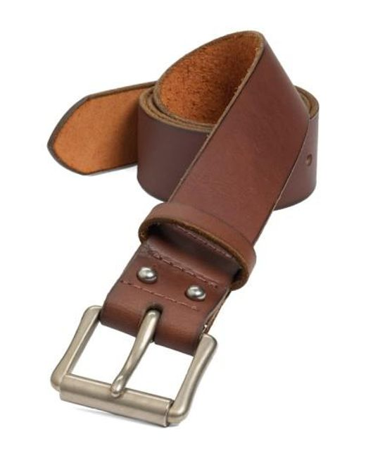 Red Wing | Brown 'pioneer' Belt for Men | Lyst