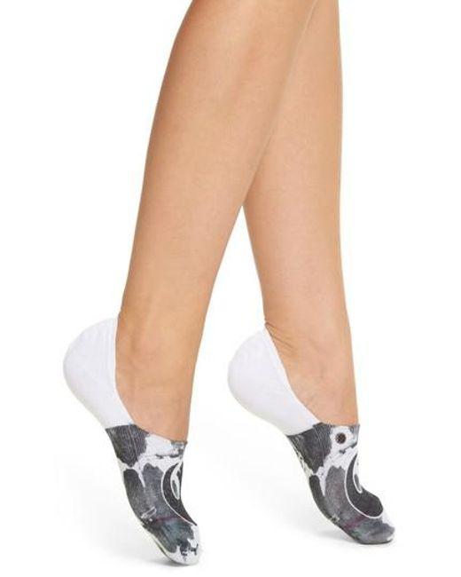 Stance | White Star Wars - Rebel Sky Super Invisible No-show Socks | Lyst