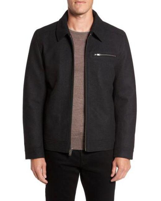 Vince Camuto   Multicolor Wool Blend Shirt Jacket for Men   Lyst