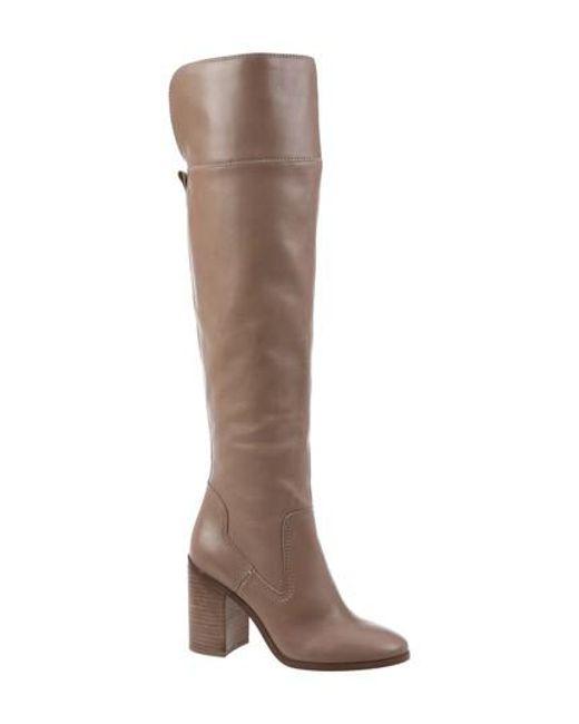 Sarto | Multicolor Freda Over The Knee Boot | Lyst