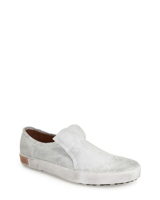 Blackstone | White 'jm09' Slip-on for Men | Lyst