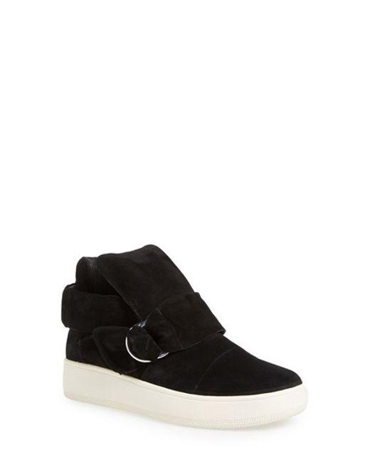 J/Slides | Black 'jazz' High Top Sneaker | Lyst