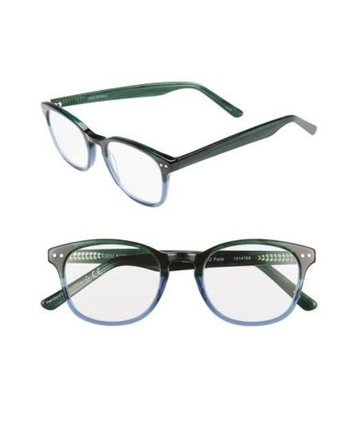 Corinne Mccormack - Green Ricki 49mm Reading Glasses - Lyst
