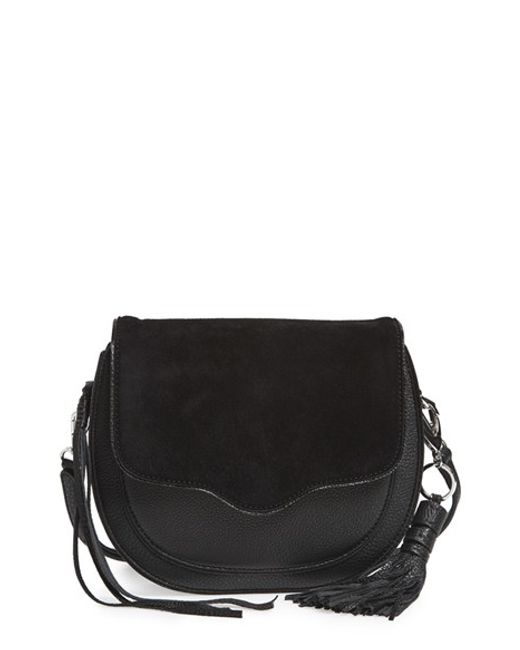 Rebecca Minkoff | Black Large Suki Crossbody Bag | Lyst