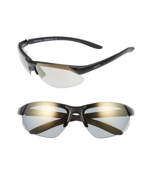 531d25a098 Lyst - Smith Parallel Max 69mm Polarized Sunglasses in Black