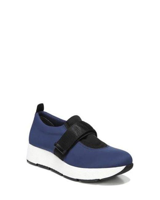 Sarto - Blue Odella Slip-on Sneaker - Lyst