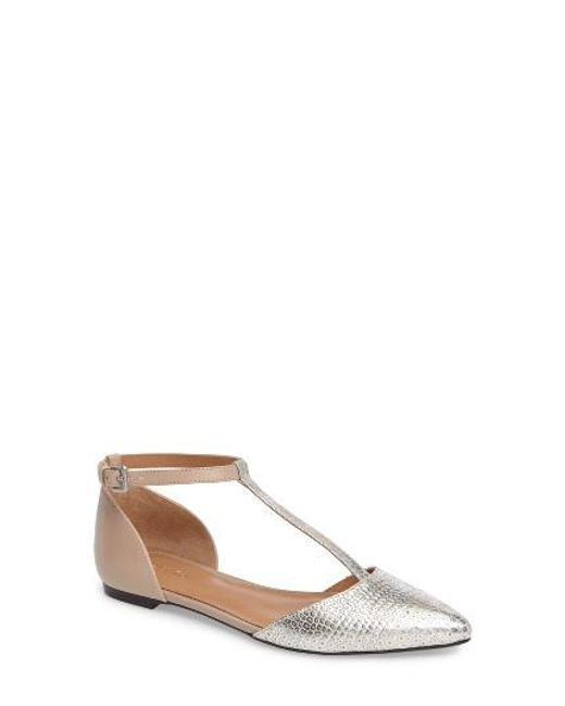 ca8875824f1 Calvin Klein Ghita T-Strap Flats at 6pm (now reduced to  69.99)