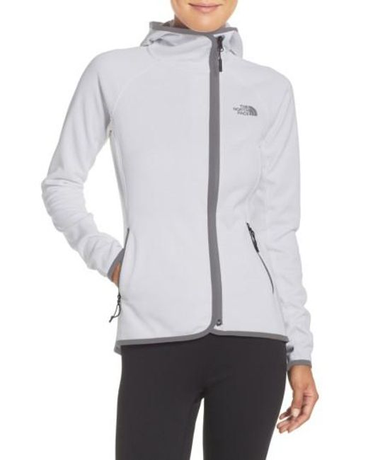 The North Face | Gray 'arcata' Water Resistant Jacket | Lyst