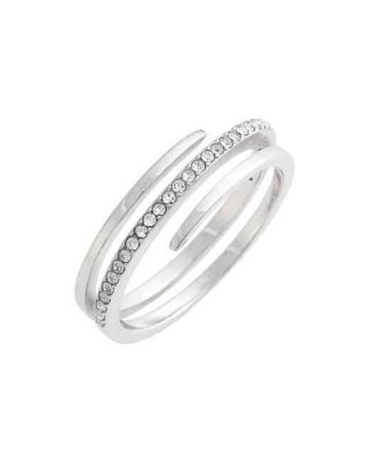 Judith Jack | Metallic Crystal Wrap Ring | Lyst