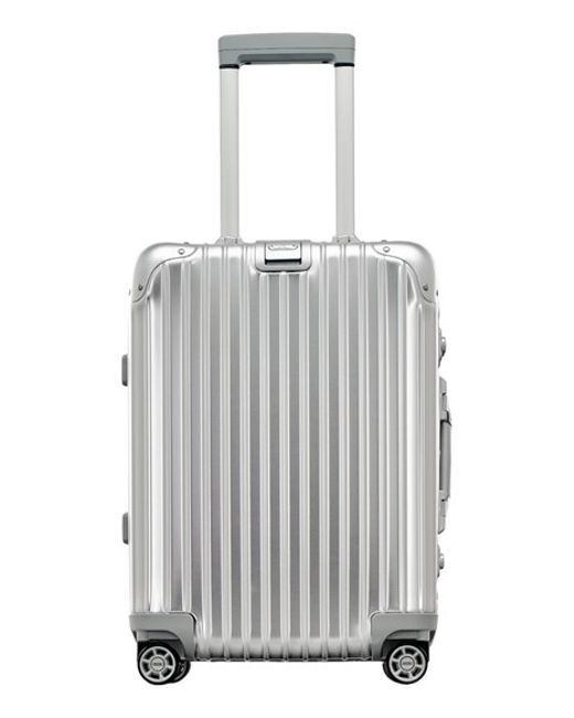 Rimowa Topas 22 Inch Cabin Multiwheel Aluminum Carry On