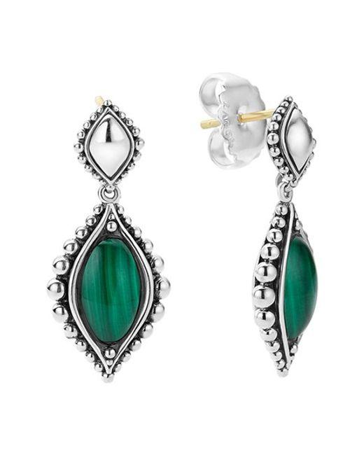 Lagos | Metallic 'contessa' Drop Earrings | Lyst