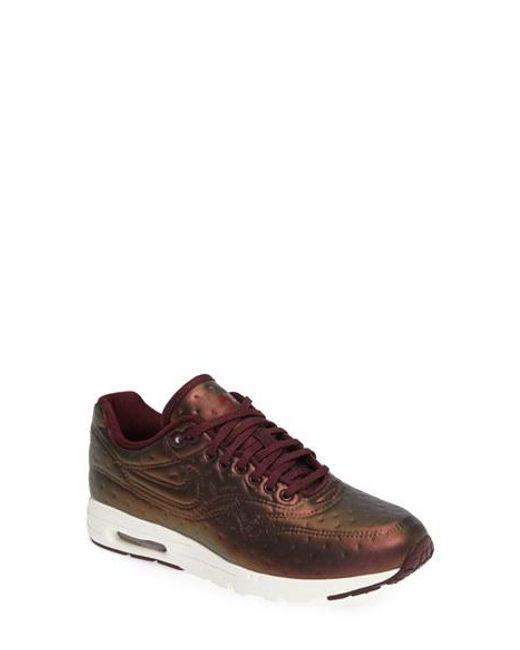 Nike   Multicolor Air Max 1 Ultra Premium Jacquard Sneaker   Lyst