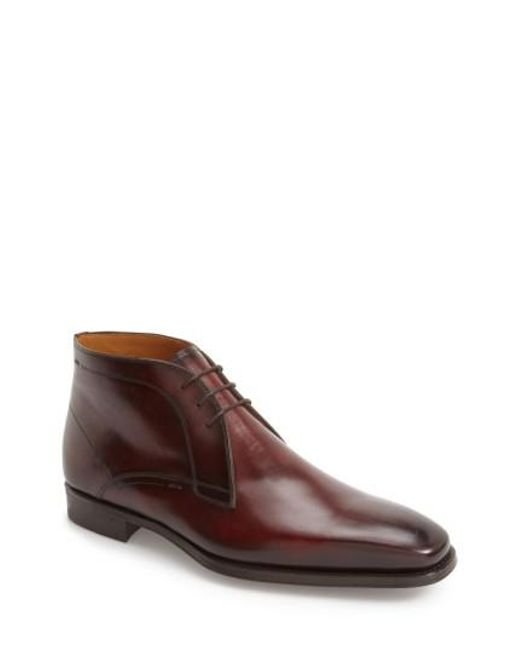 Magnanni Shoes | Brown Gavin Chukka Boot for Men | Lyst