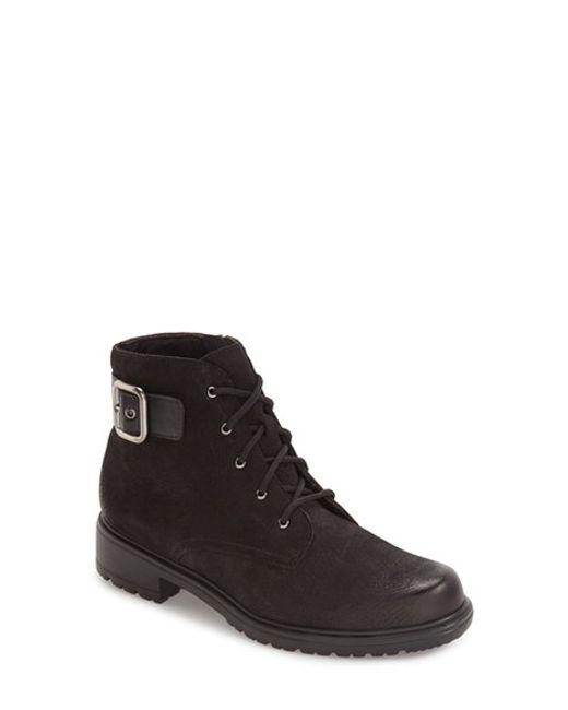 Munro | Black Bradley Water Resistant Boot | Lyst