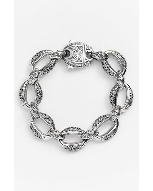 Konstantino | Metallic 'classics - Daphne' Link Bracelet for Men | Lyst