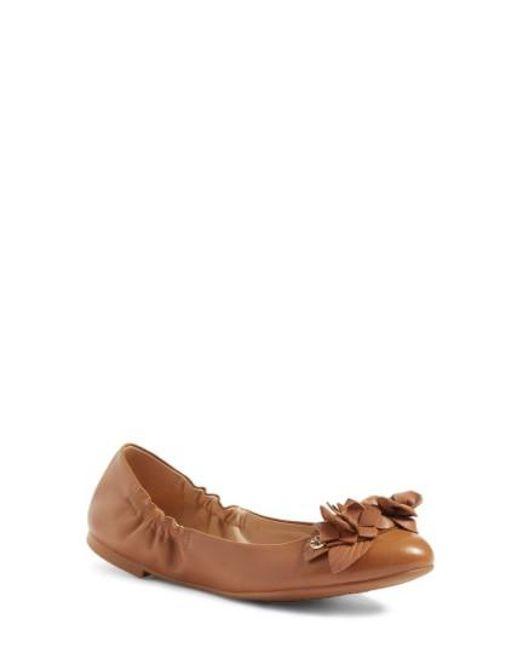 Tory Burch | Multicolor 'blossom' Ballet Flat | Lyst
