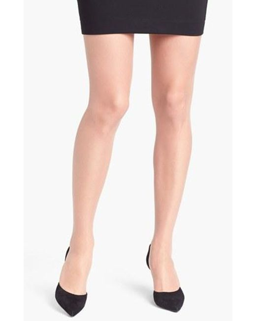 Donna Karan | Multicolor Donna Karan 'the Nudes' Sheer To Waist Hosiery | Lyst