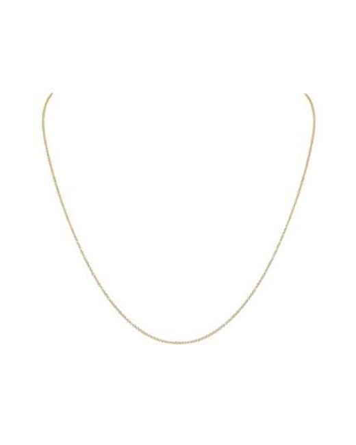 Bony Levy | Metallic Chain Necklace (nordstrom Exclusive) | Lyst