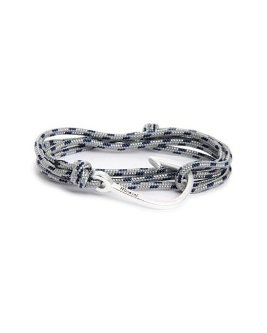 Miansai   Multicolor Hook & Rope Wrap Bracelet for Men   Lyst