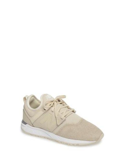 New Balance | Gray Sport Style 247 Sneaker | Lyst