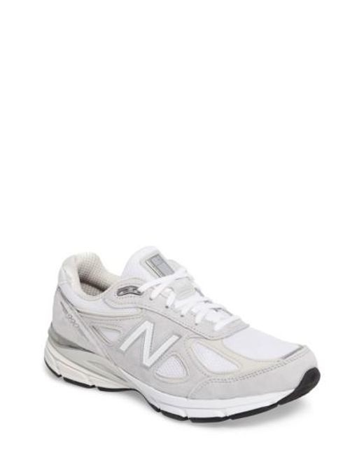 New Balance | Blue '990' Running Shoe for Men | Lyst