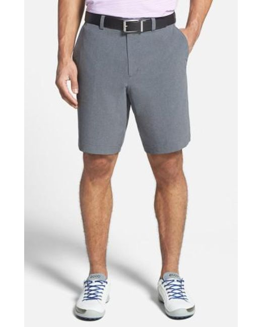 Cutter & Buck   Gray 'bainbridge' Drytec Shorts for Men   Lyst