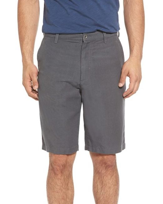Tommy Bahama | Gray 'surfclub' Shorts for Men | Lyst