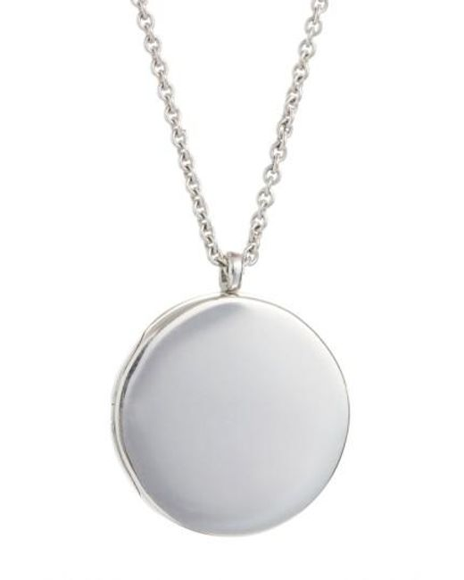Tom Wood | Metallic Large Medallion Pendant Necklace | Lyst