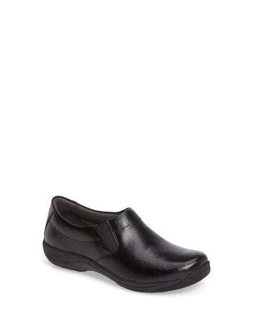 Dansko | Black Ellie Slip-on Sneaker for Men | Lyst