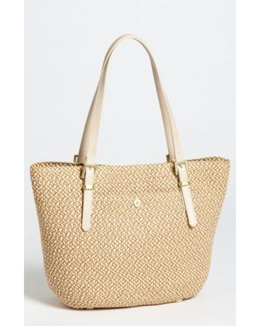 Eric Javits | Natural Squishee Tote | Lyst