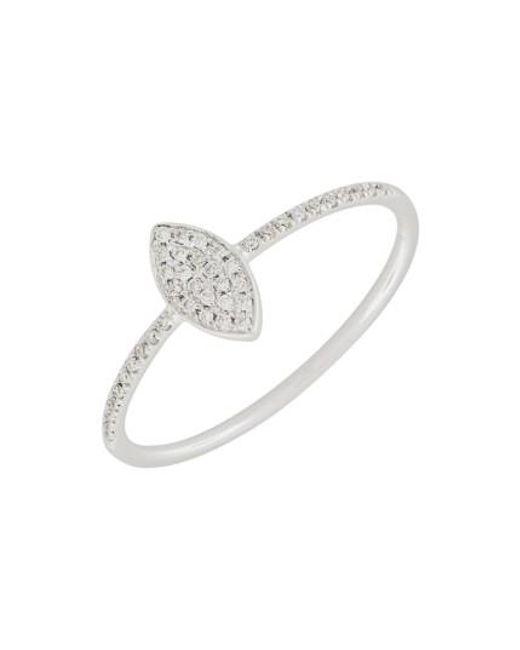 Bony Levy | Metallic Diamond Marquise Ring (nordstrom Exclusive) | Lyst