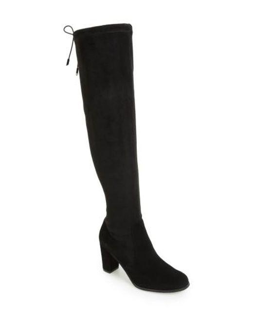 Blondo | Black Kali Waterproof Over The Knee Boot | Lyst
