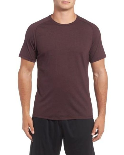 Zella | Purple Celsian Training T-shirt for Men | Lyst