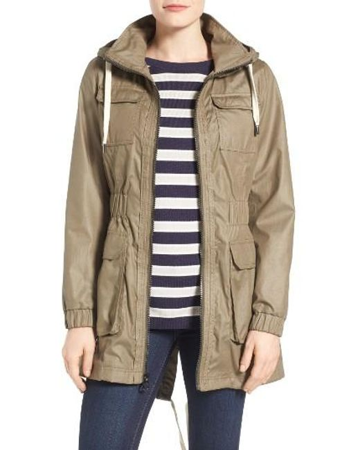 Laundry by Shelli Segal | Multicolor Cotton Anorak | Lyst