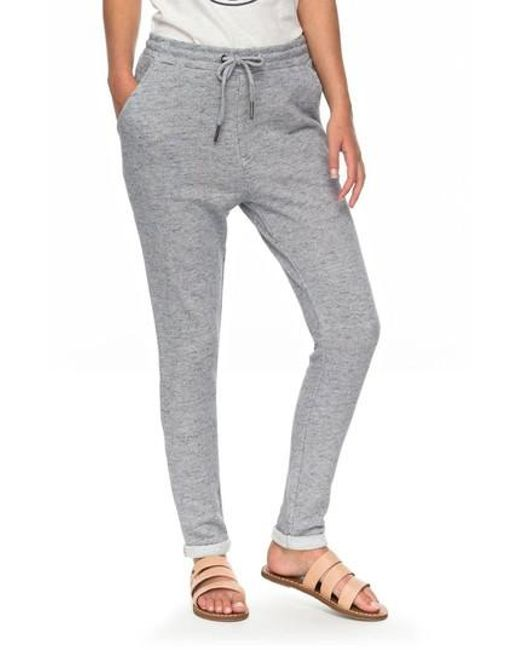 Roxy | Gray Trippin Sweatpants | Lyst