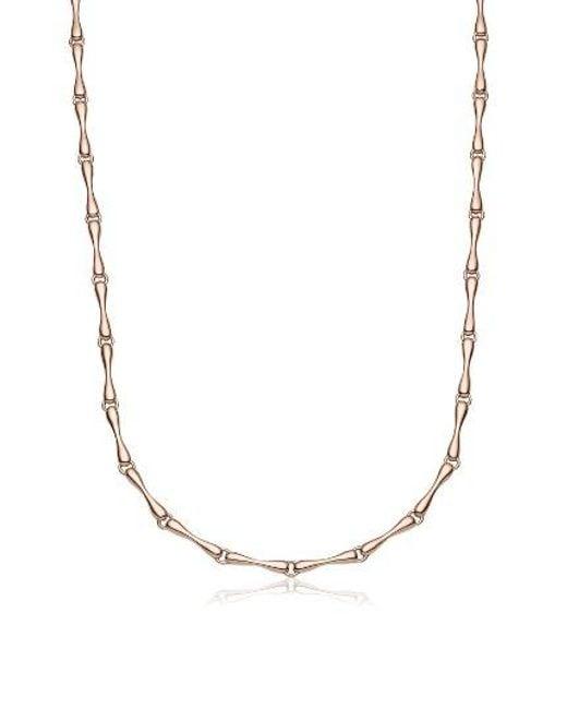 Monica Vinader | Metallic Nura Reef Chain Necklace | Lyst