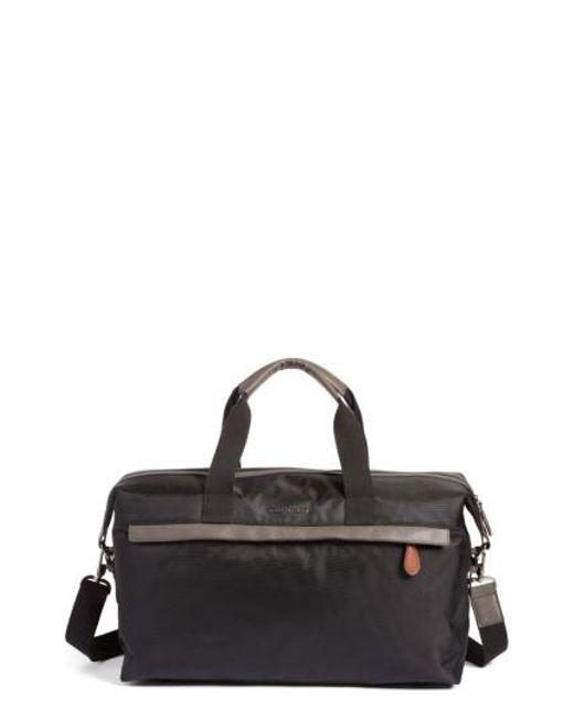 Ted Baker   Black Zeebee Duffel Bag for Men   Lyst