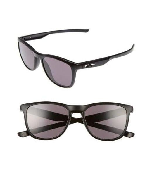 Oakley | Gray Trillbe X 52mm Sunglasses | Lyst